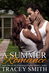 A Summer Romance E-Book Cover